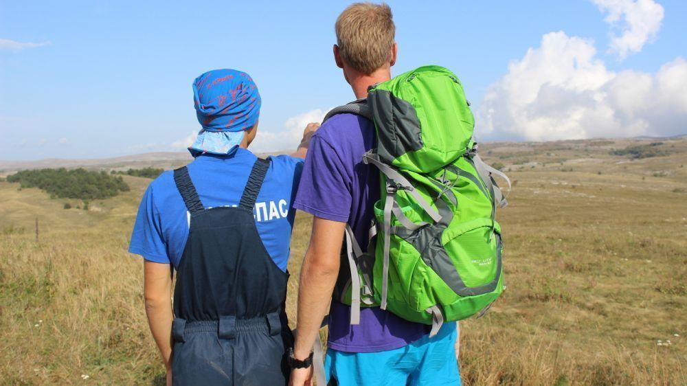 МЧС РК напоминает: На плато Караби–Яйла функционирует постоянный спасательный пост ГКУ РК «КРЫМ-СПАС»