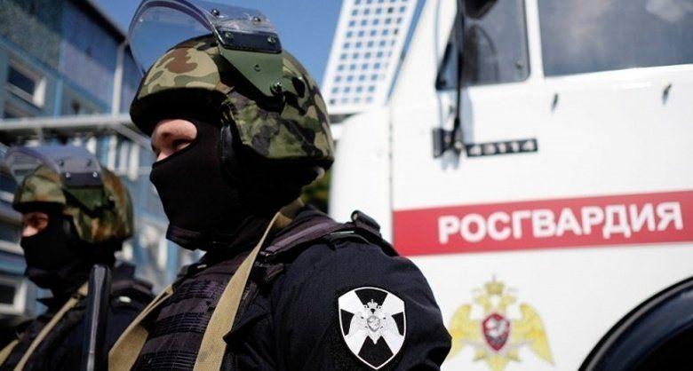 Росгвардейцам в Крыму поднимут зарплаты на 65%