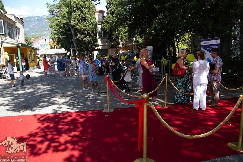 Киногостинная открылась в Ялте