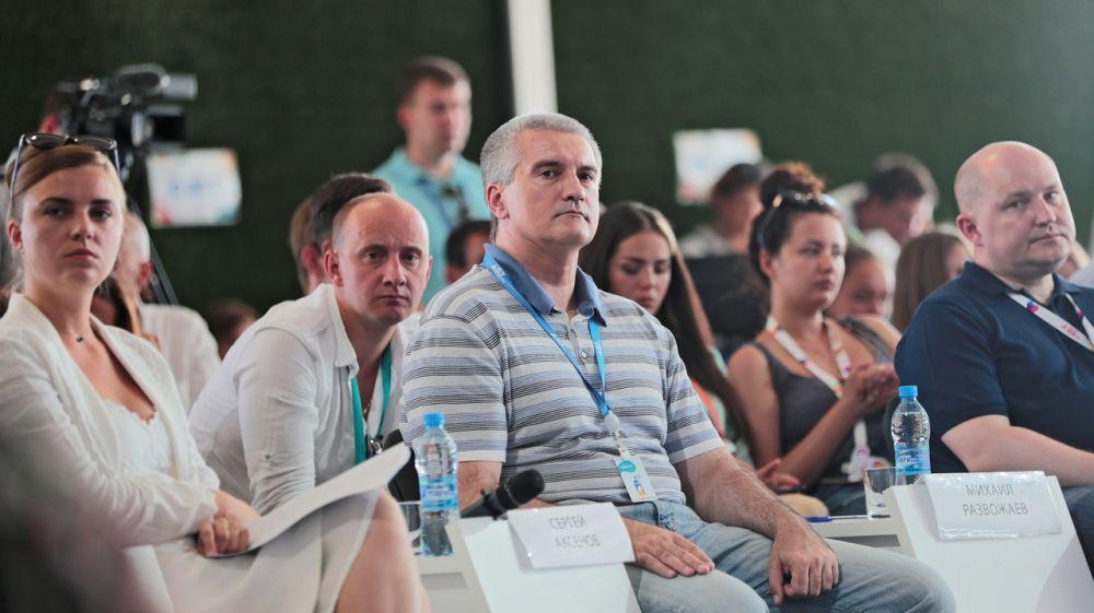 Сергей Аксёнов: Фестиваль «Таврида - АРТ» помогает в формировании имиджа Крыма как территории свободы творчества