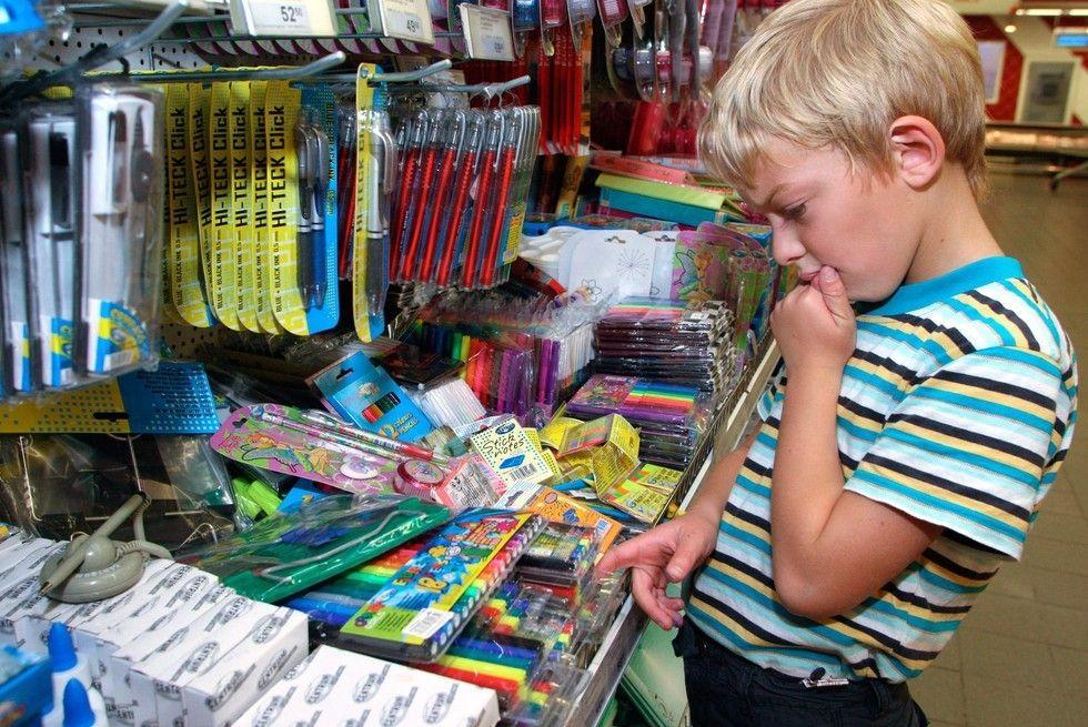 Сколько стоит собрать ребёнка в школу в Севастополе