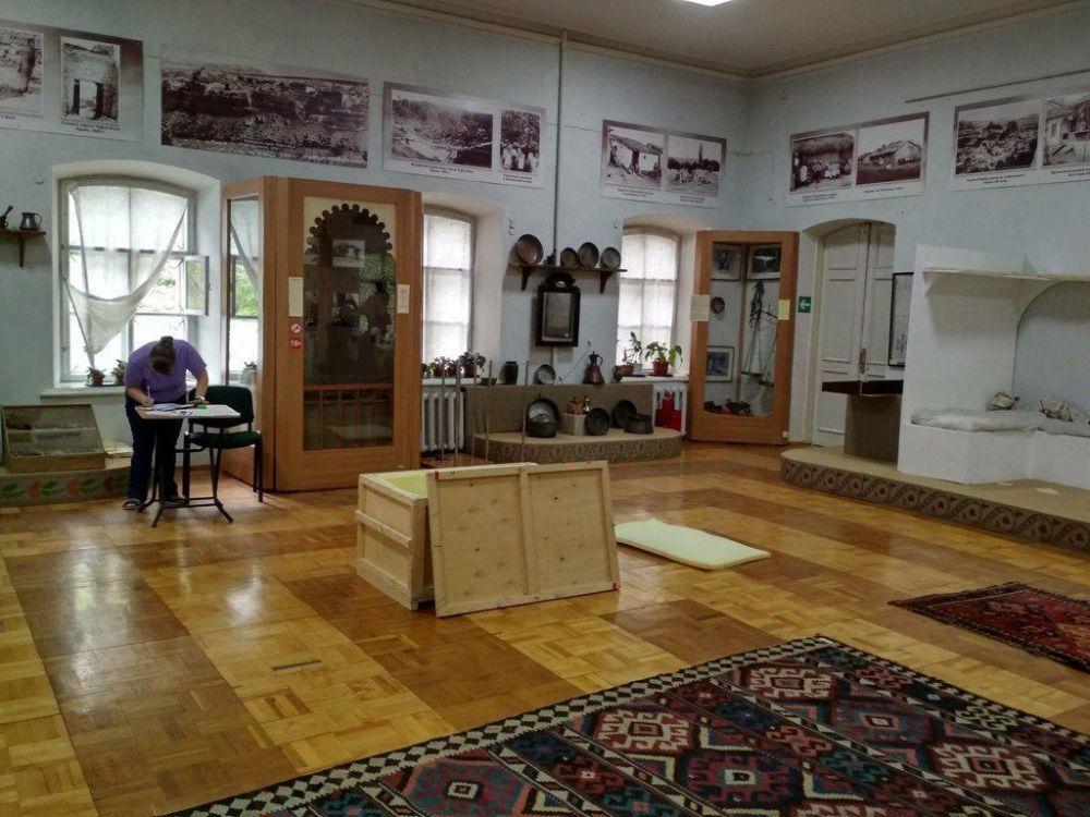 На первый этап реэкспозиции Крымского этнографического музея выделят более 2,2 млн рублей, — минкульт РК
