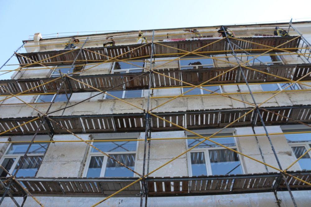 Собственникам зданий в Феодосии грозят штрафы за нарушение правил благоустройства