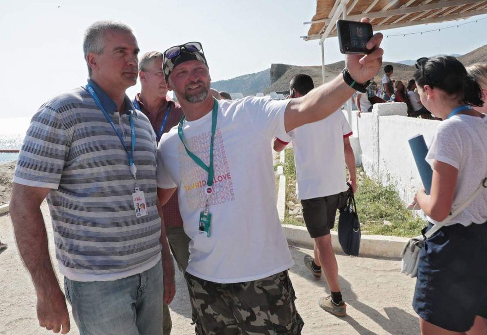 Фестиваль «Таврида – АРТ» — одна из «визитных карточек» Крыма, — Аксёнов