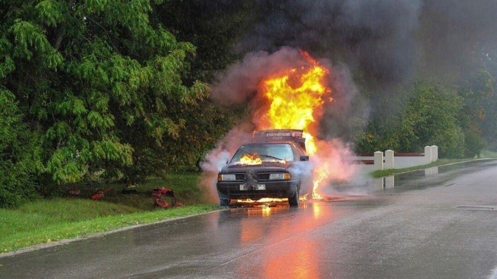 МЧС Республики Крым: Соблюдайте правила безопасности при эксплуатации автомобиля!