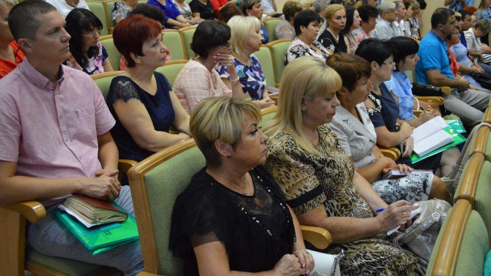 Наталья Гончарова: Реформа в системе среднего профессионального образования стала прорывом для Республики Крым