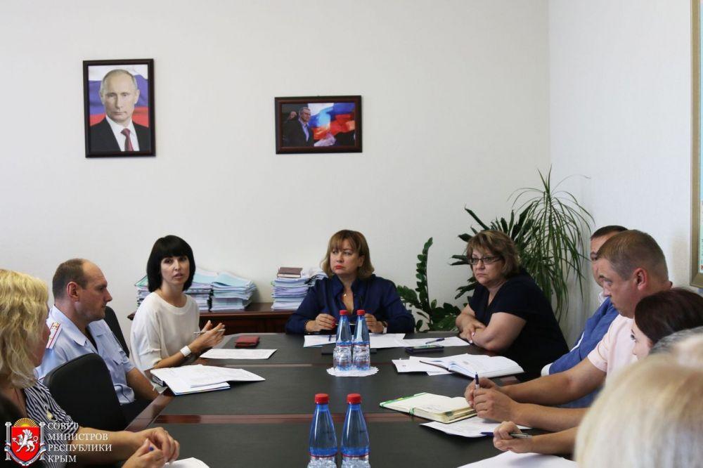 Алла Пашкунова: Основные мероприятия благотворительной акции «Белый цветок» пройдут в Алуште