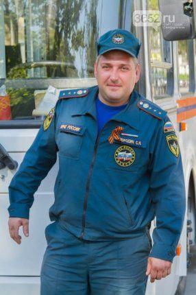 Липецкий спасатель в отпуске спас в Крыму мужчину