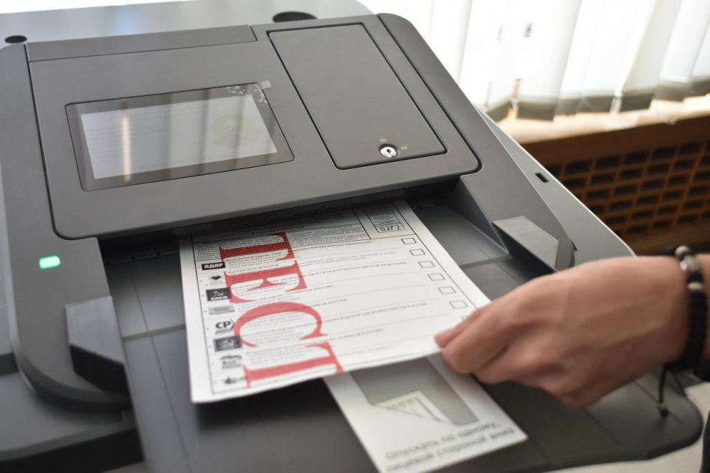 На выборах 8 сентября в Республике Крым будет применено 247 комплексов обработки избирательных бюллетеней