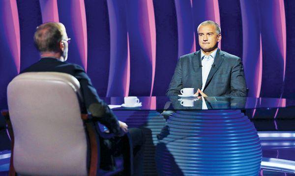 Аксёнов ответит на вопросы политолога Михеева и жителей Крыма в программе «Серьёзный разговор»