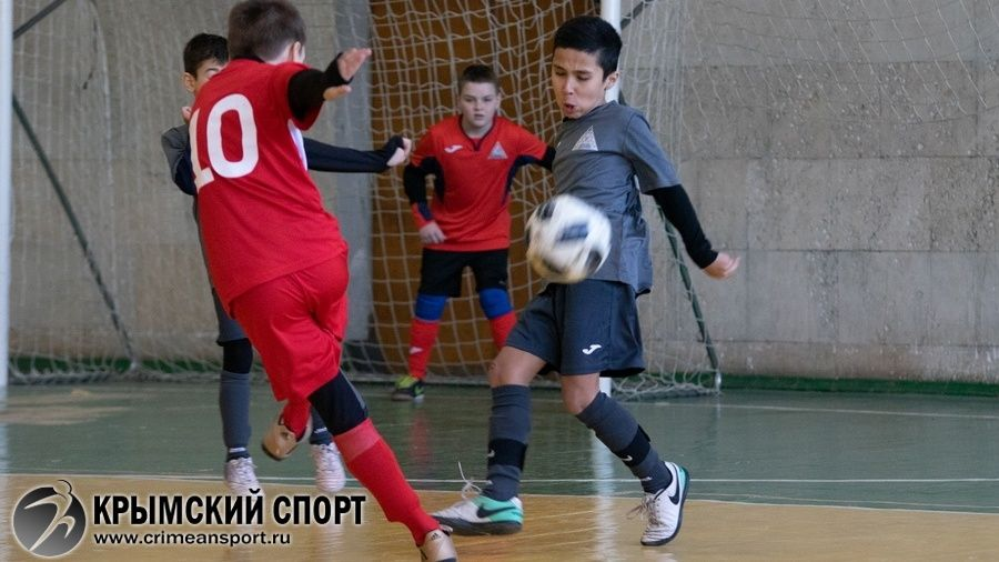 В Оползневом пройдет детский мини-футбольный турнир