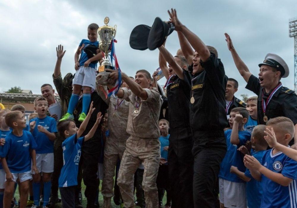 Севастополь примет Чемпионат вооружённых сил страны по футболу