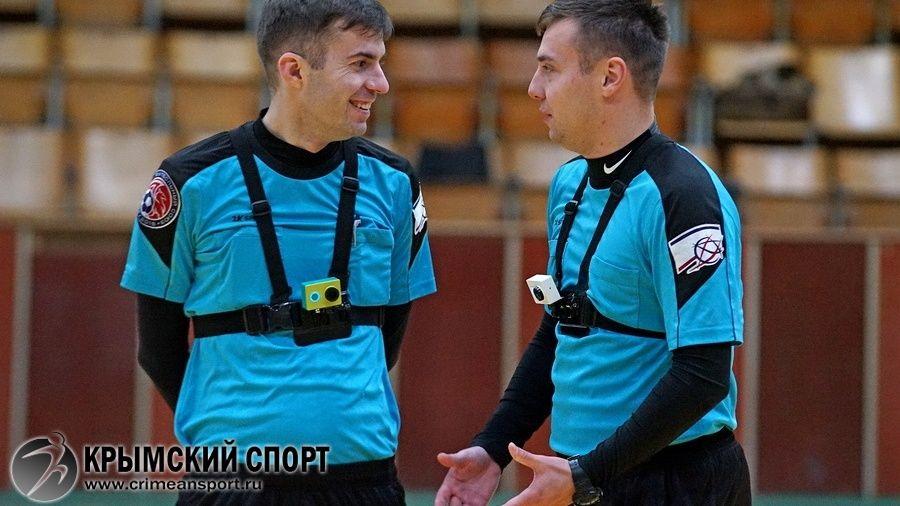 Крымская бригада рефери приглашена на Black Sea Cup