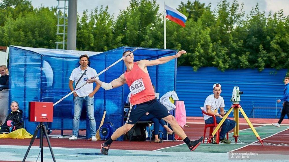 Сборная Крыма завоевала три медали в первый день командного чемпионата России