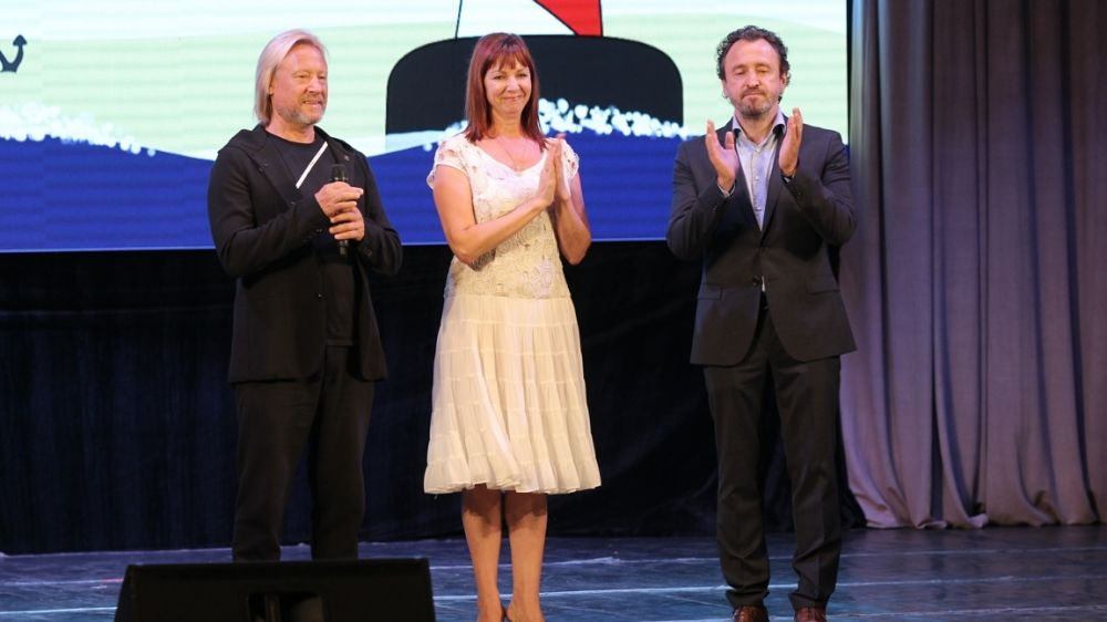 В Евпатории состоялась церемония закрытия III Открытого фестиваля детского и семейного кино «Солнечный остров»
