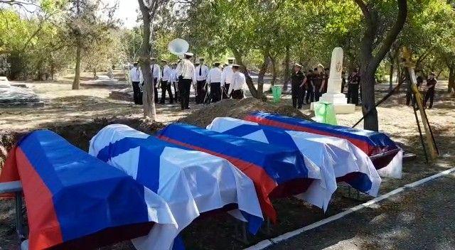 Воинов, погибших при Первой обороне Севастополя перезахоронили на Братском кладбище