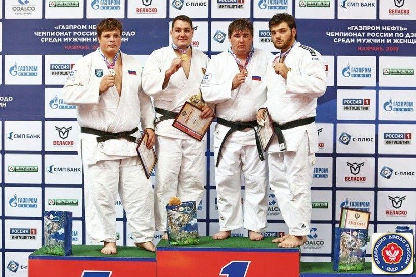 Севастополец впервые стал чемпионом России по дзюдо
