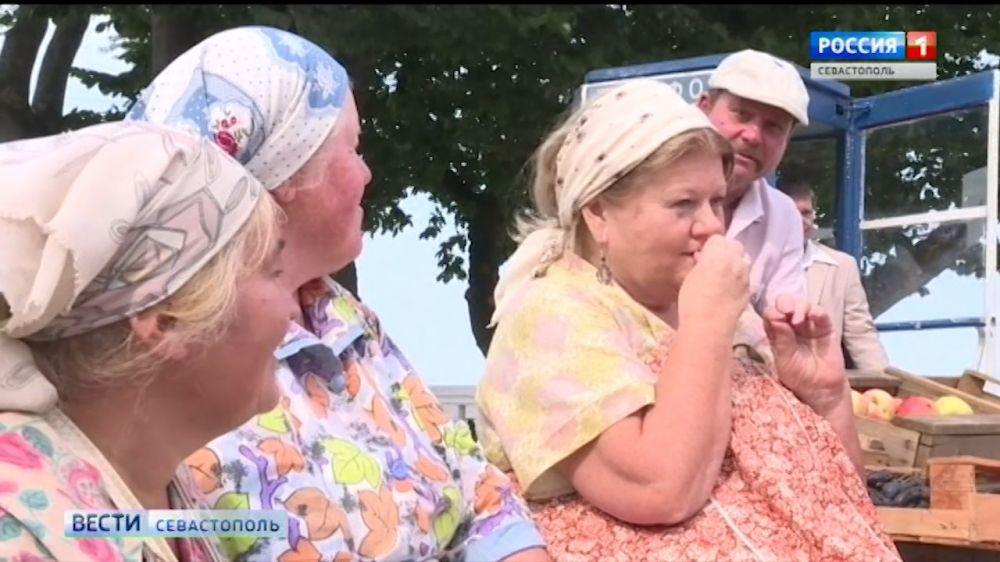 В Севастополе проходят съемки фильма «Одесский пароход»