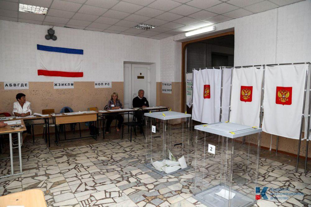 В Избиркоме Крыма исключили ошибку в количестве набранных мандатов КПРФ в Госсовет РК