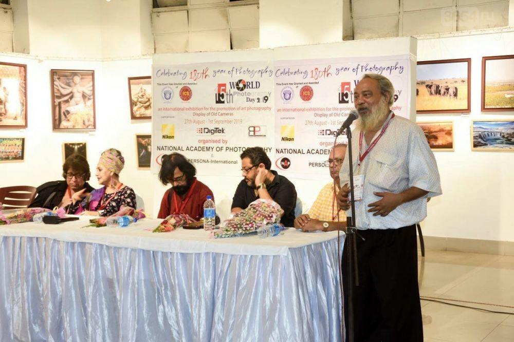 Фотографы Ялты приняли участие Международной фотовыставке в Индии