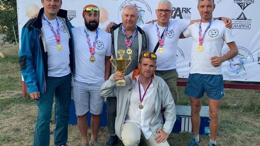 Сборная Севастополя – чемпион России по спорту сверхлегкой авиации!