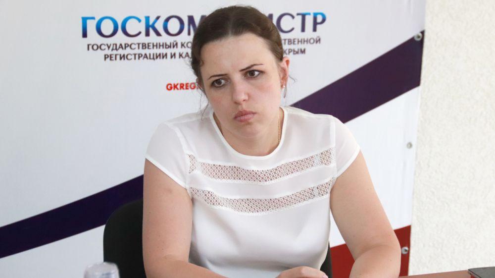 Специалисты Госкомрегистра обязаны уведомлять руководство комитета о возможном возникновении конфликта интересов — Валентина Кирлица