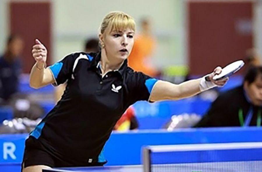 Крымчанка успешно выступила на международном турнире по настольному теннису