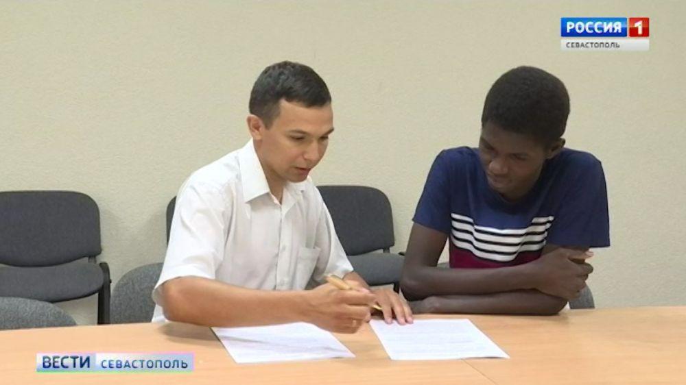 В СевГУ стало больше студентов-иностранцев