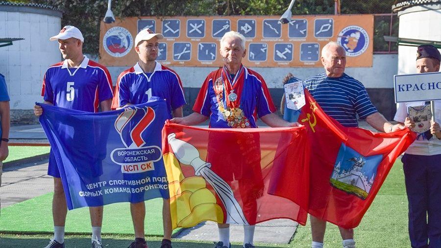 В Евпатории стартовал розыгрыш Кубка России по городошному спорту