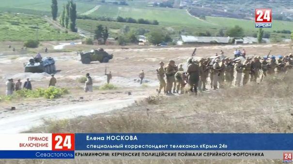 Чем удивляет VI Крымский военно-исторический фестиваль