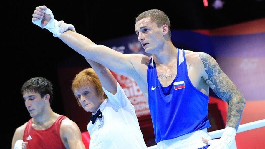 Симферополец Глеб Бакши с победы стартовал на чемпионате мира по боксу в Екатеринбурге
