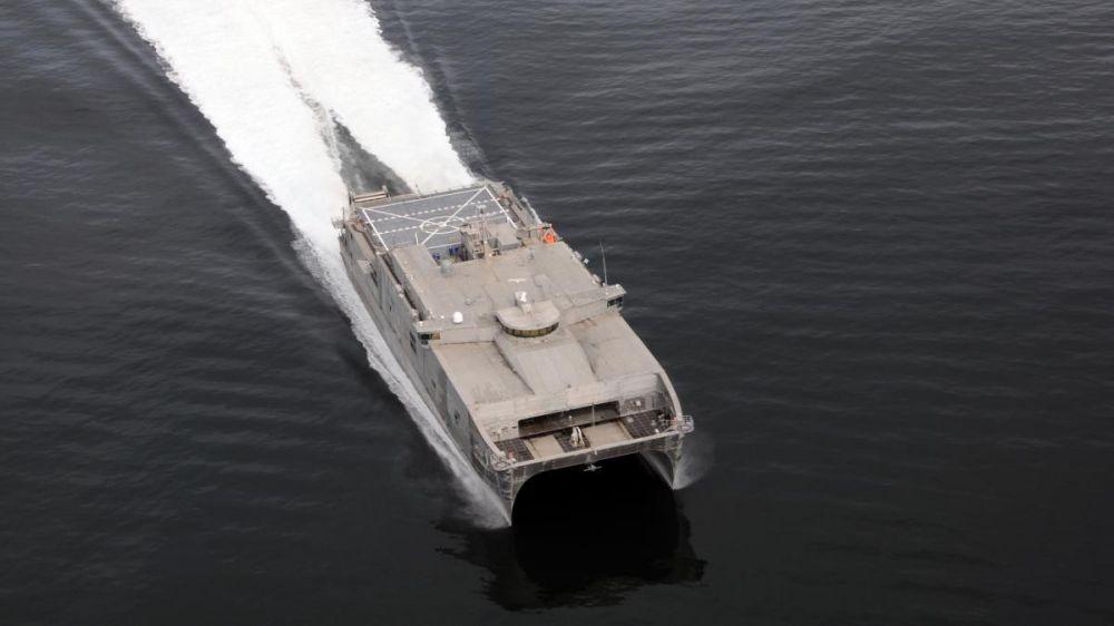 В Черное море зашло американское судно «Yuma»