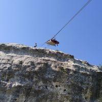 Горные спасатели провели тренировку в урочище «Таш-Джарган»