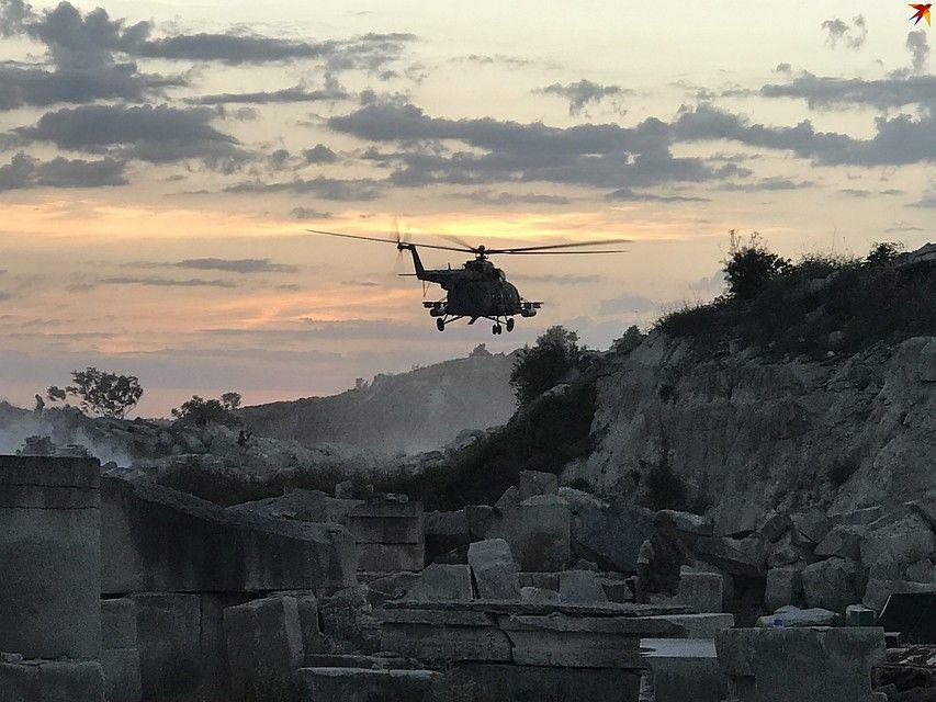 Боевик «Тайфун» снимают в Севастополе