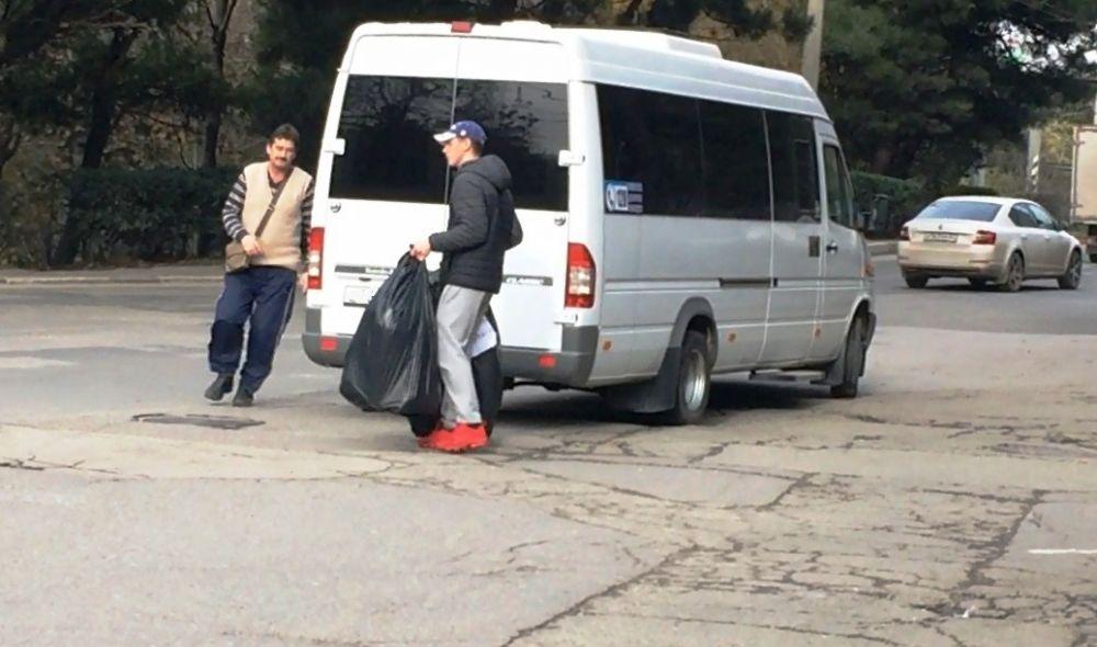 Суд оштрафовал гражданина Украины за нелегальную перевозку пассажиров