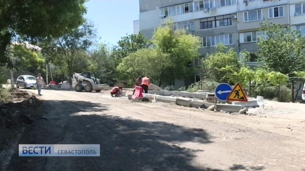 Строителей оштрафуют за срыв сроков ремонта дорог