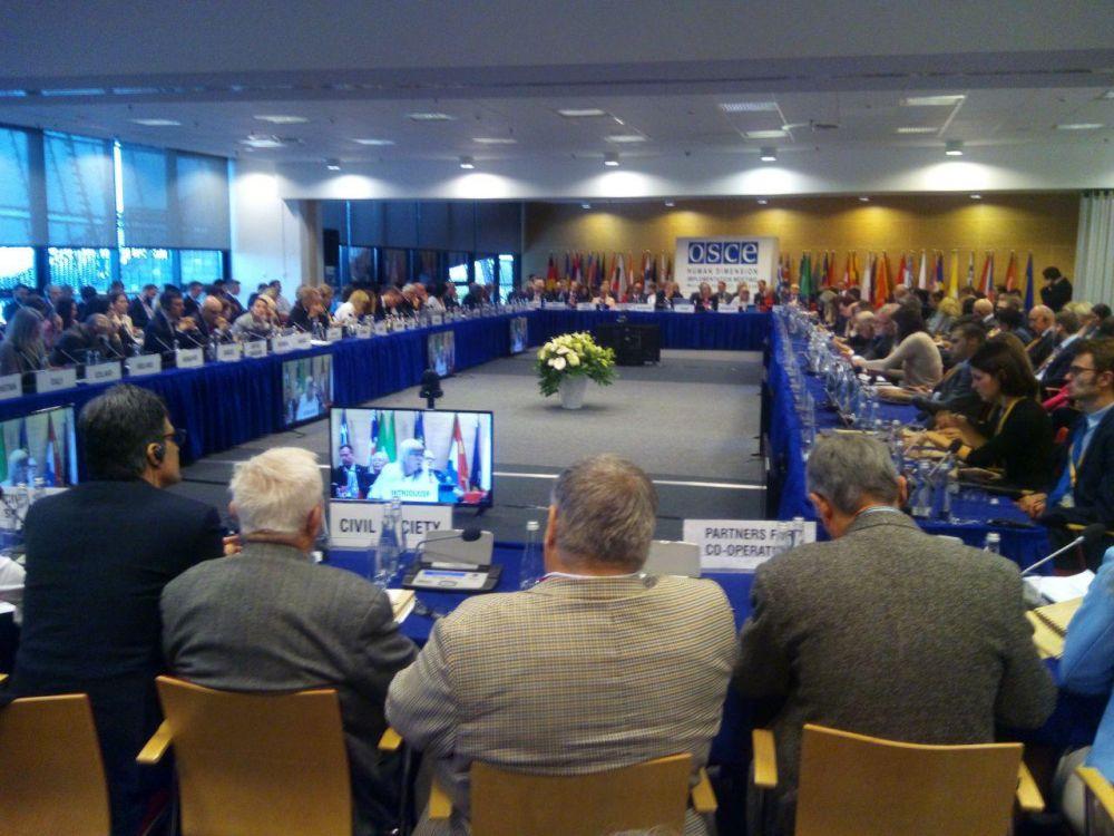 Представитель из Крыма во время Совещания ОБСЕ пригласила европейских журналистов в пресс-тур на полуостров