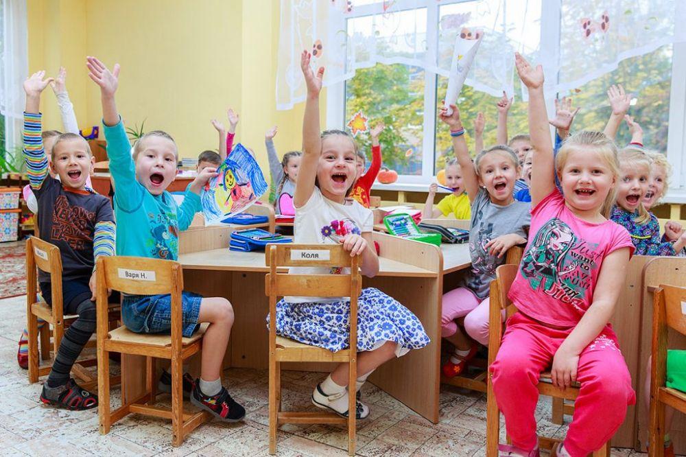 Детские сады Симферополя приняли более шести тысяч детей