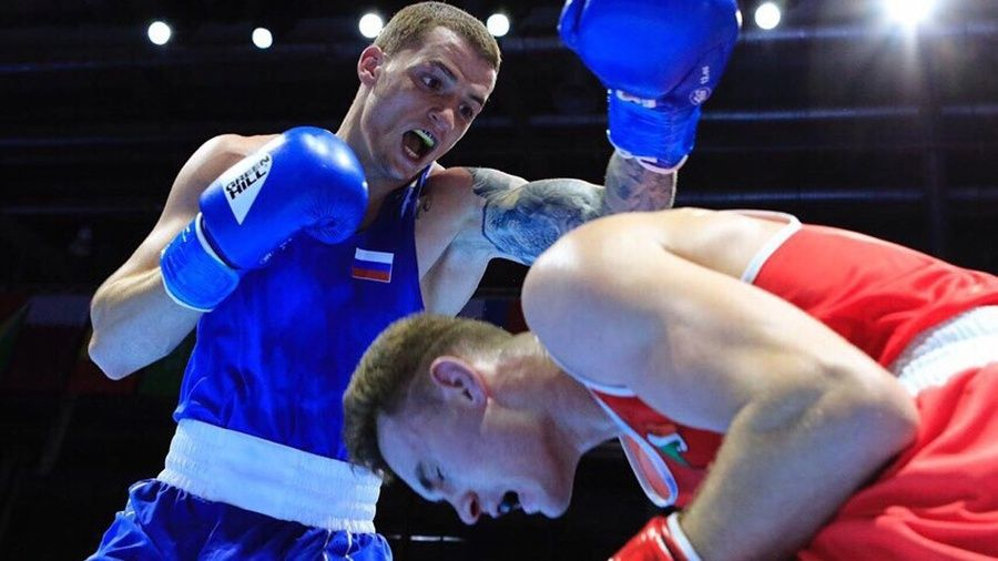 Симферополец Глеб Бакши – в четвертьфинале чемпионата мира по боксу!