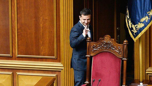 """Зеленский надеется на помощь Словакии в """"возвращении"""" Крыма"""