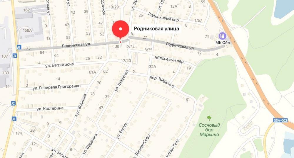 """В Симферополе создали еще одну """"особую зону"""""""