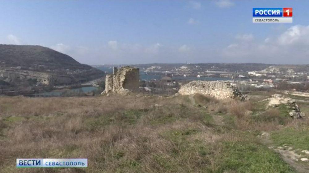 В Севастополе снимали военную операцию в Сирии