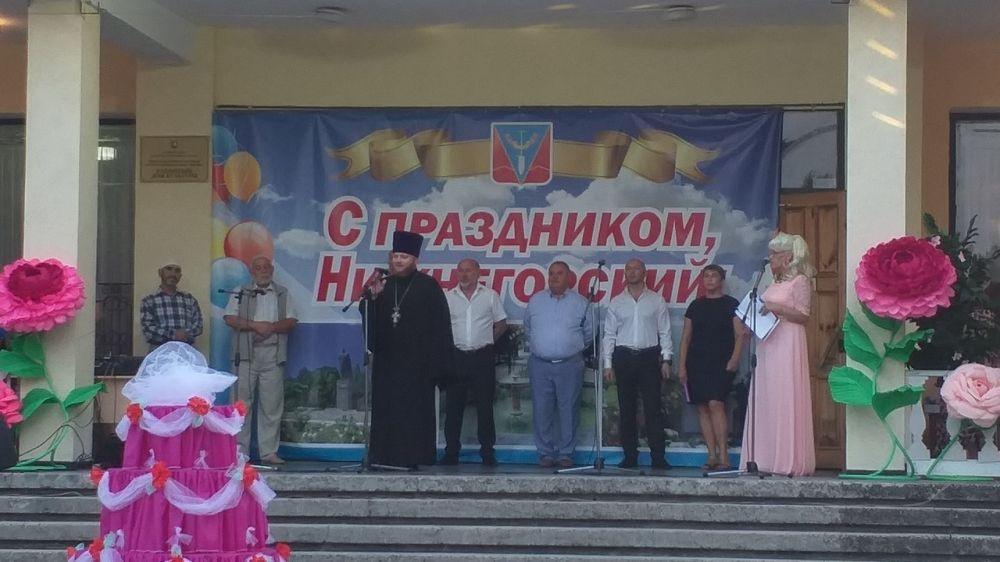 Поселок Нижнегорский отметил свой 221 День рождения