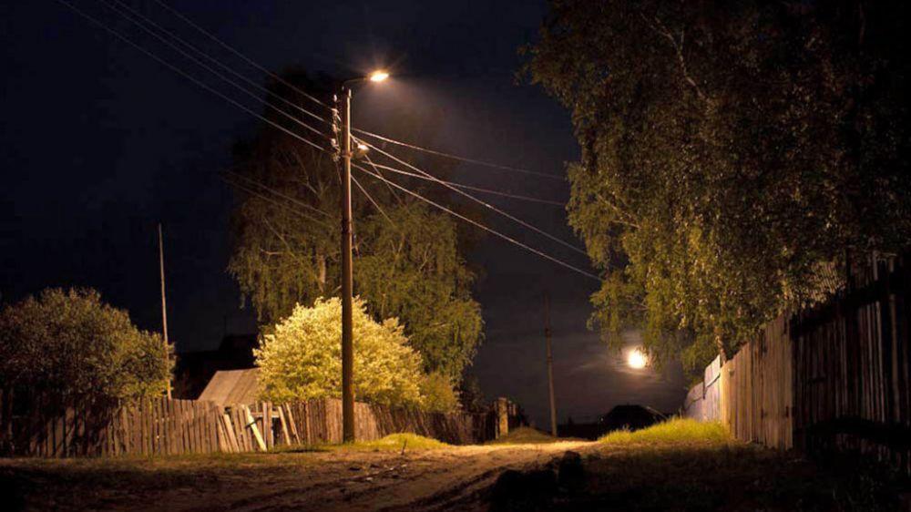 В с.Карповка на 4 улицах стало светлее