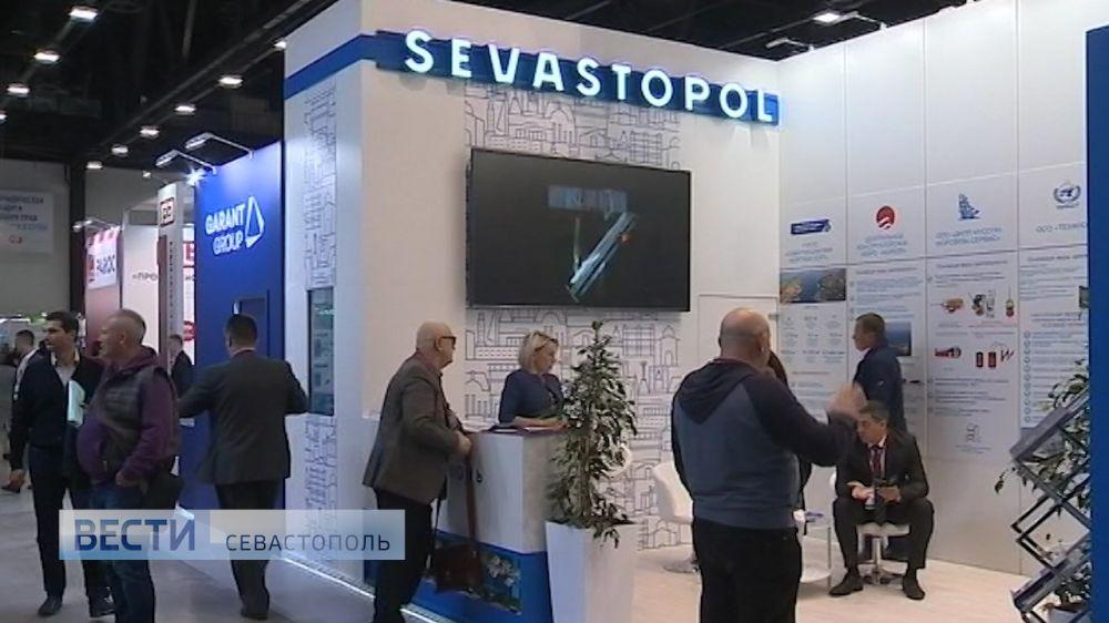 Севастопольские судостроители представили свои разработки на выставке «Нева-2019»