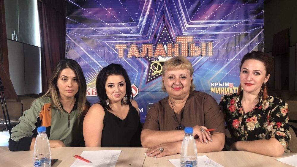Завершился этап конкурсного отбора для нового телевизионного детского шоу-конкурса «ТаланТы»