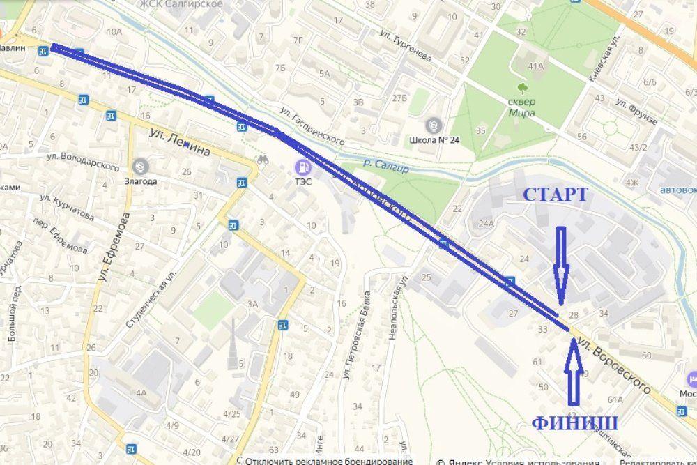 """Каковы маршруты, как зарегистрироваться, где перекроют движение: все важное о предстоящем """"Кроссе нации"""" в Симферополе"""