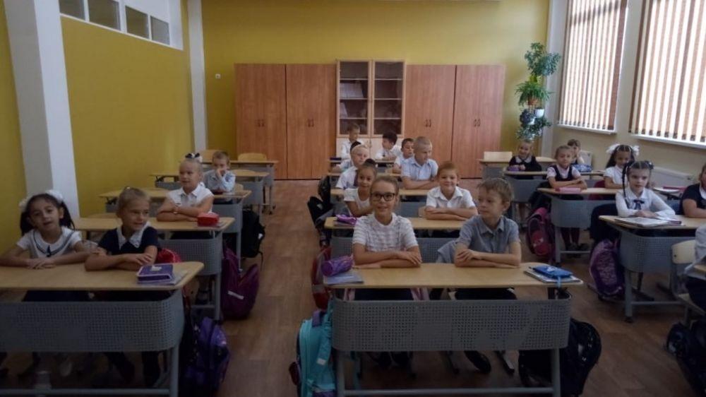 Новый корпус школы в бухте Казачьей наконец принял учеников