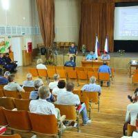 Учебно-методический сбор по обеспечению пожарной безопасности объектов социальной сферы