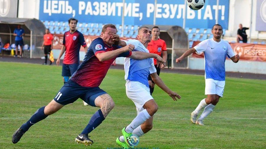 """Как """"ТСК-Таврия"""" севастопольских """"моряков"""" переиграла"""